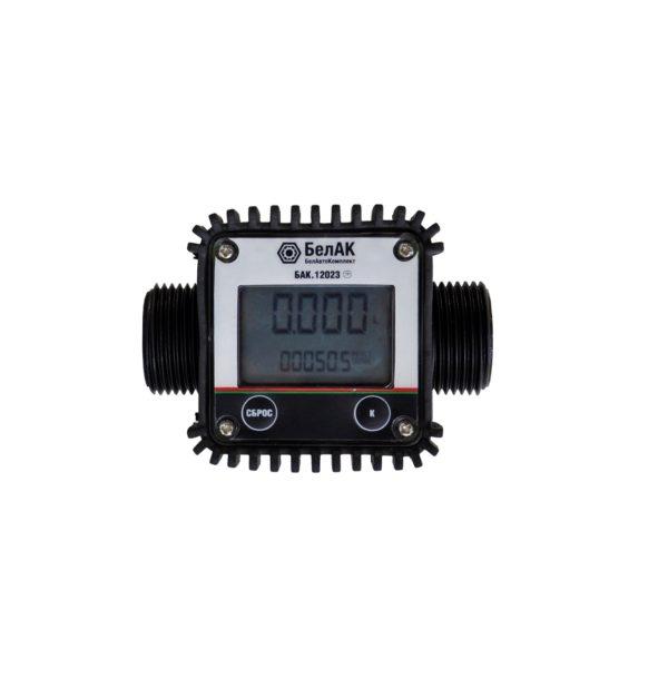 Электронный счетчик топлива БелАК БАК.12023