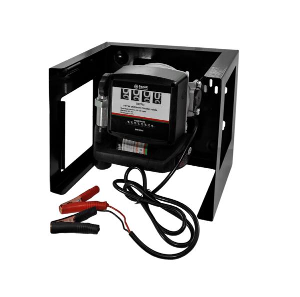 """Переносная мини заправка 12V для дизтоплива БелАК """"Антей"""" БАК.12083"""